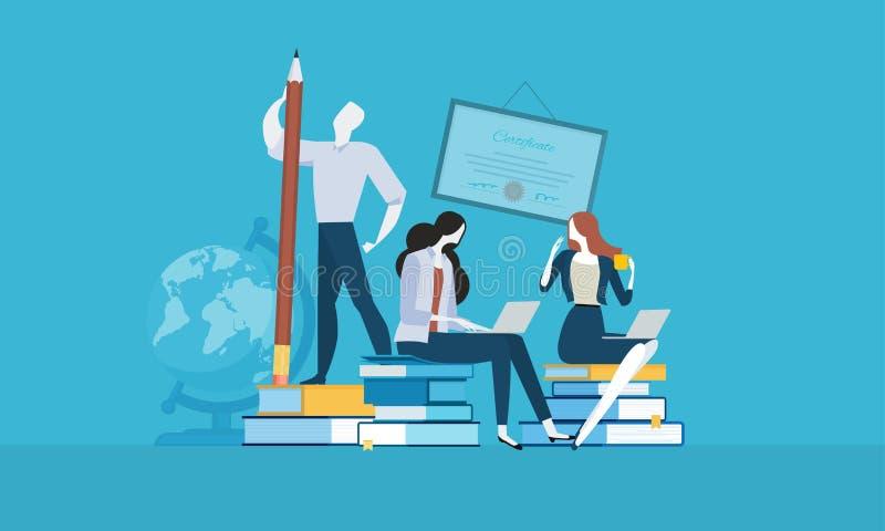 Educación libre illustration