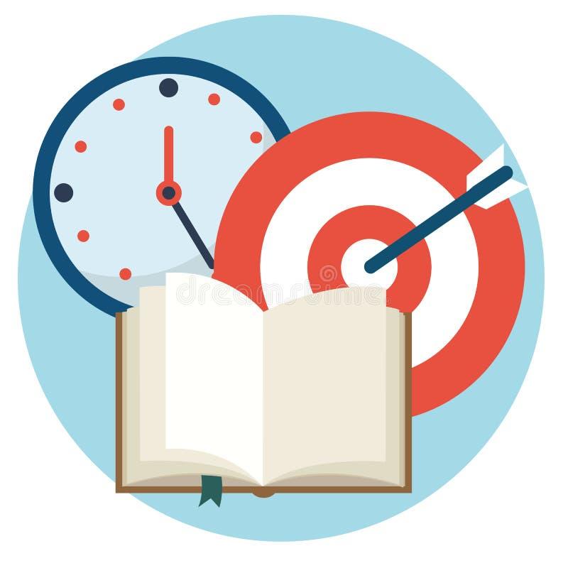 Educación En Línea Del Concepto Estrategia E Investigación De ...