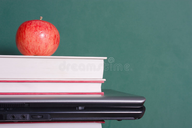 Educación y tecnología imagen de archivo