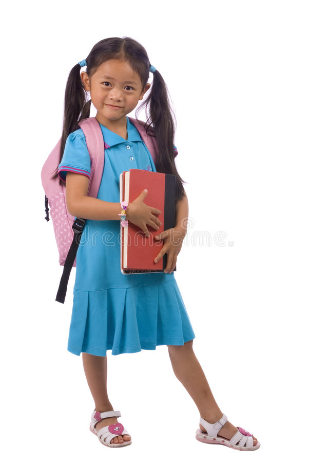 Download Education stock photo. Image of children, book, beautiful - 2500438