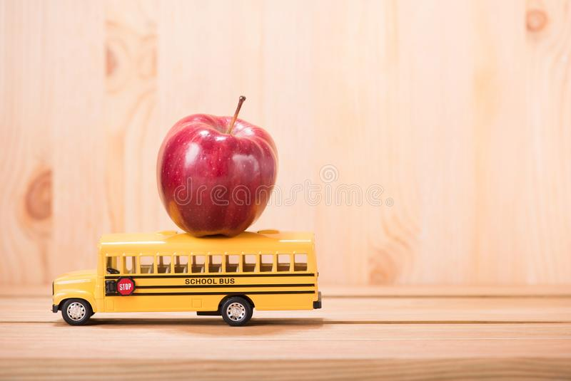 Education, Back to School concept with copy space royalty free stock images