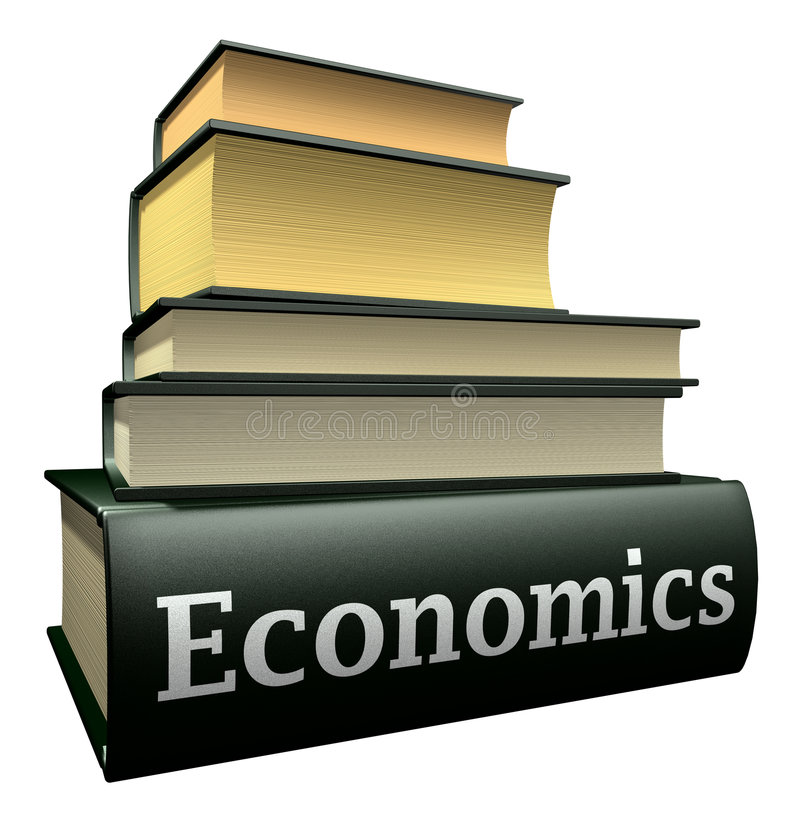 Download Education Books - Economics Royalty Free Stock Images - Image: 6746579