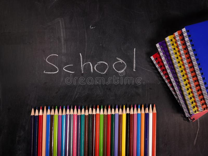 School and Office Tools stock photo