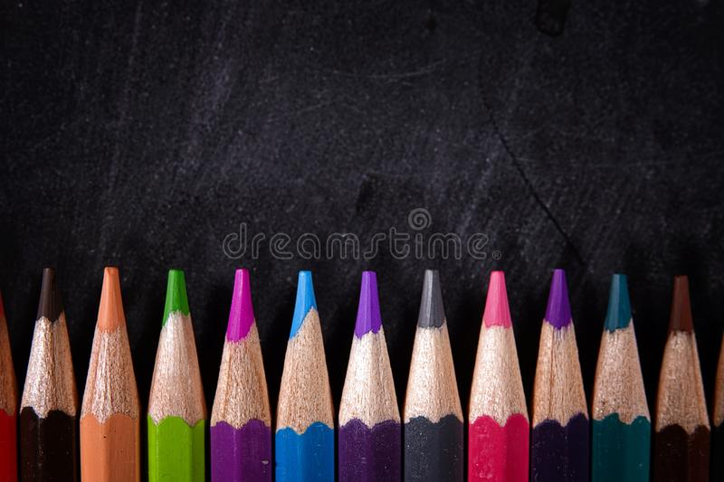 School and Office Tools royalty free stock images