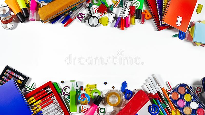 School and Office Tools stock photography