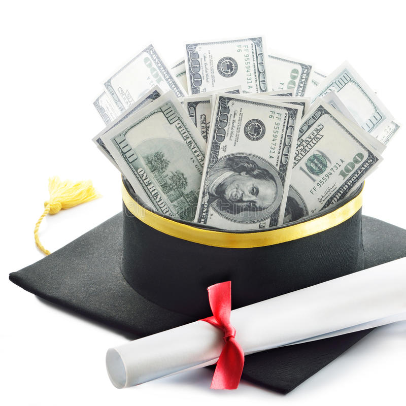 Download Education costs stock image. Image of earn, cost, board - 27046291