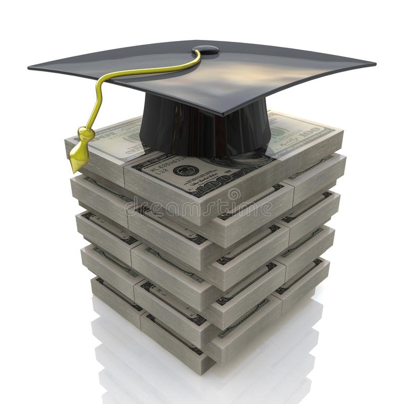 Education Costs stock photos