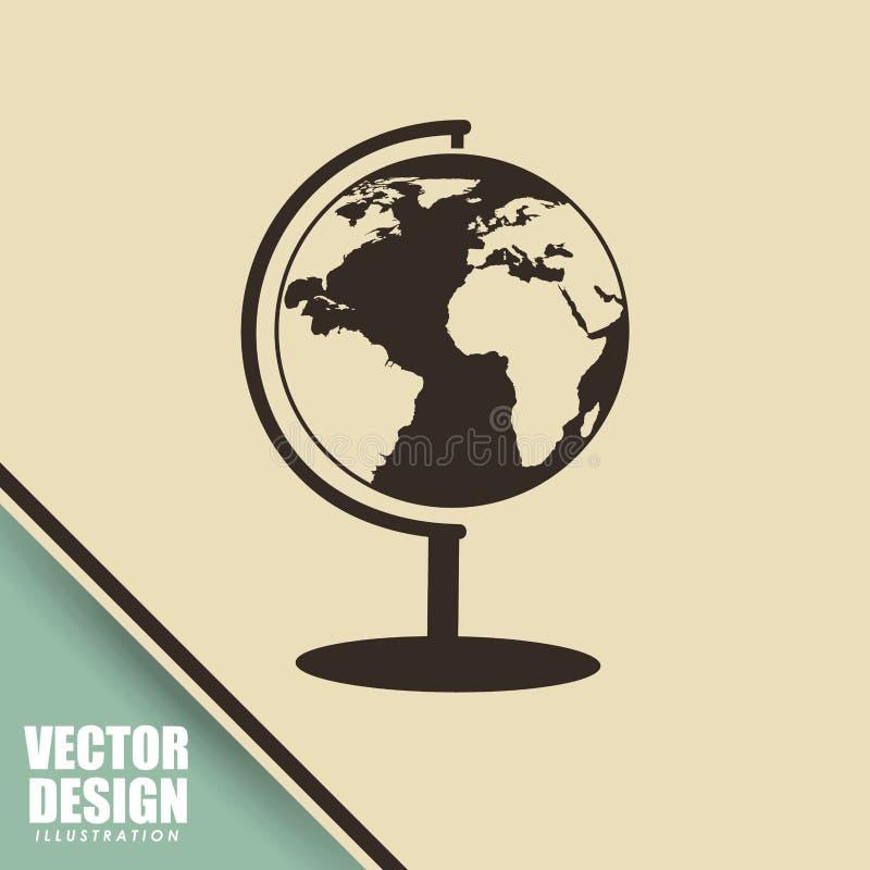 Education icon design. Illustration eps10 graphic stock illustration