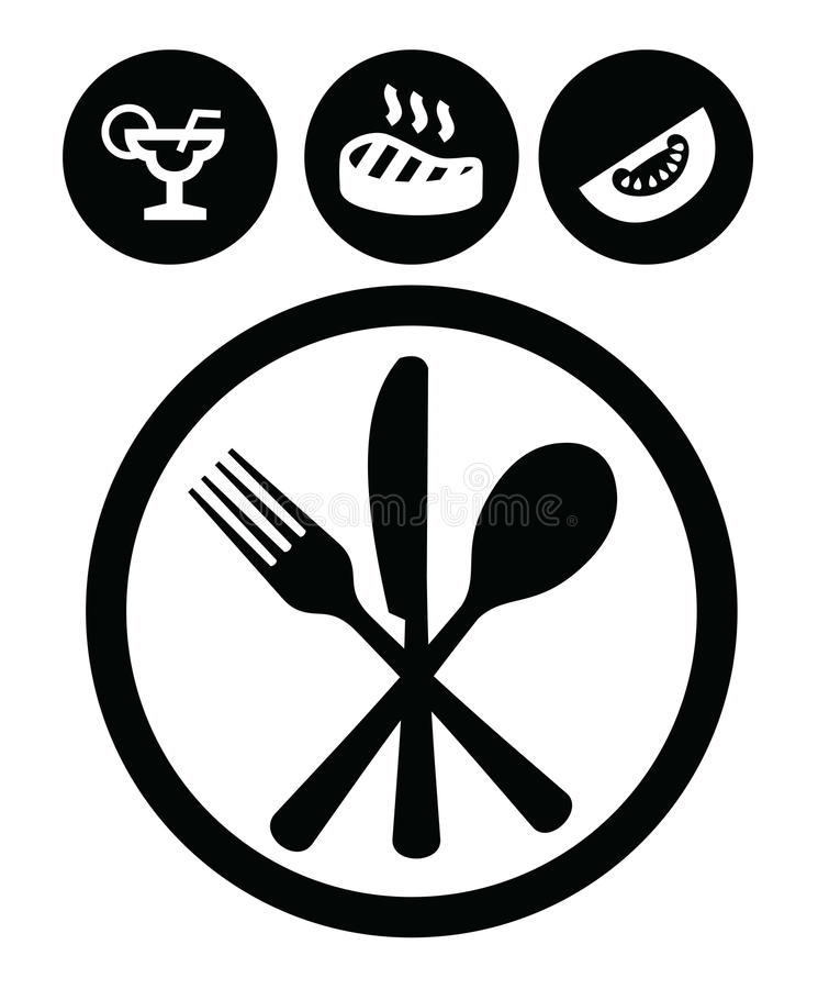 Download Education icons stock vector. Image of pictogram, eating - 28826278