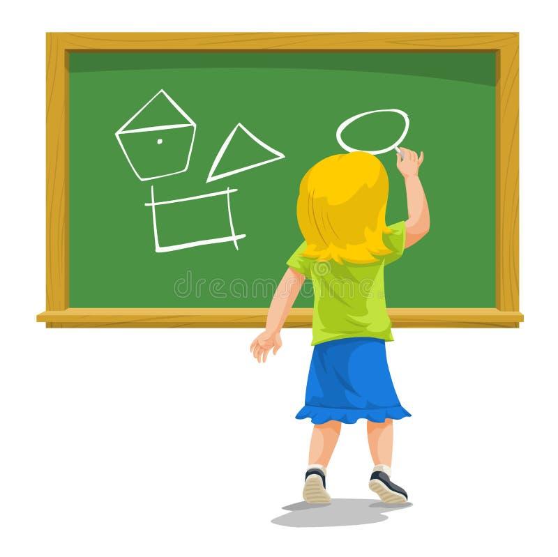 Download Education, illustration stock illustration. Illustration of class - 26827910