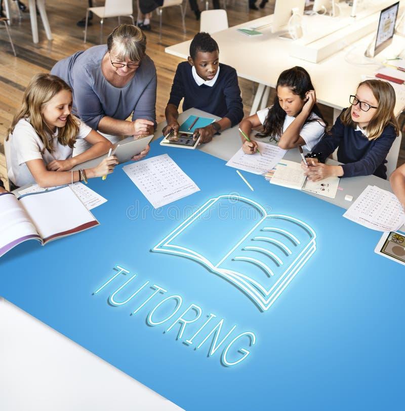 Education Improvement Intelligence Skills Graphic Concept royalty free stock image