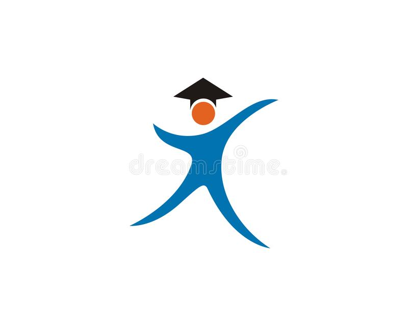 Education Logo Template vector illustration design, vector illustration