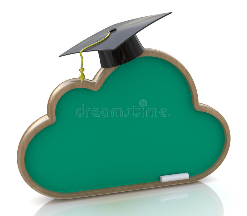 Education online stock photography