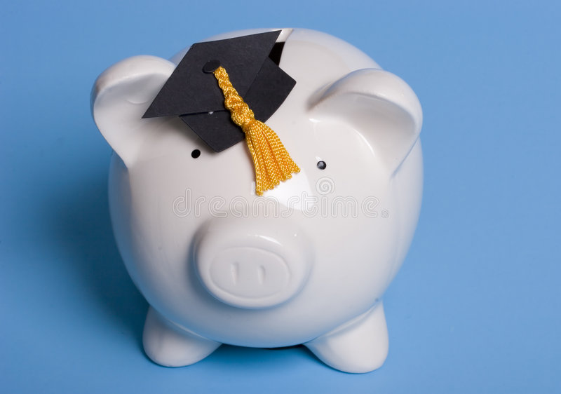 Education savings stock photos