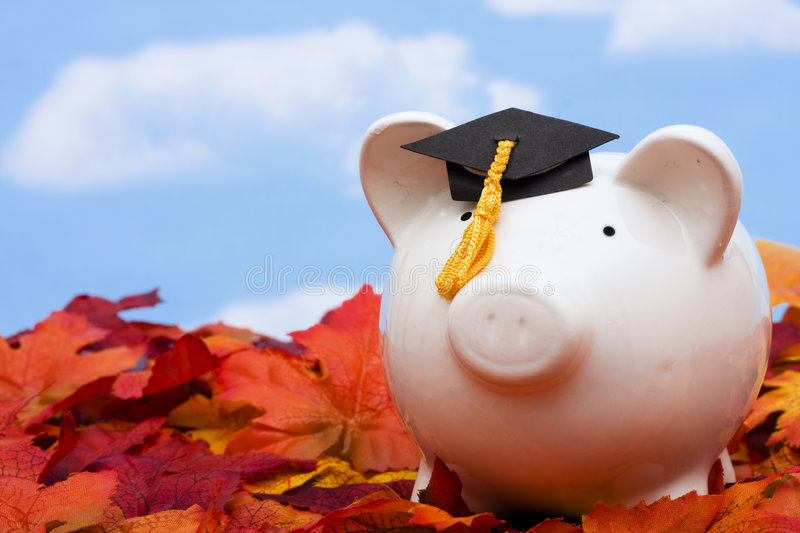 Education Savings royalty free stock photo