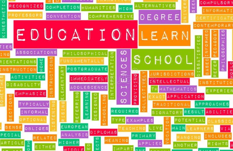 Education Sector stock illustration