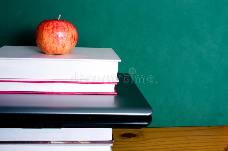 Education And Technology Royalty Free Stock Photos