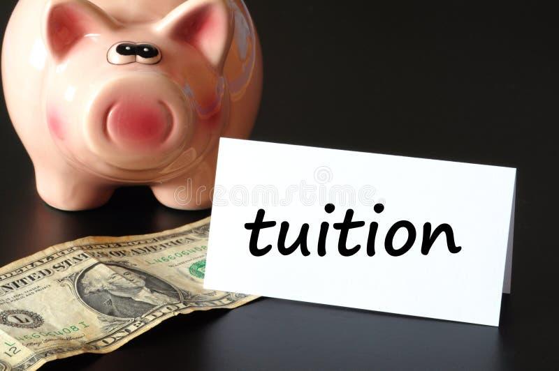 Education Tuition Stock Photo