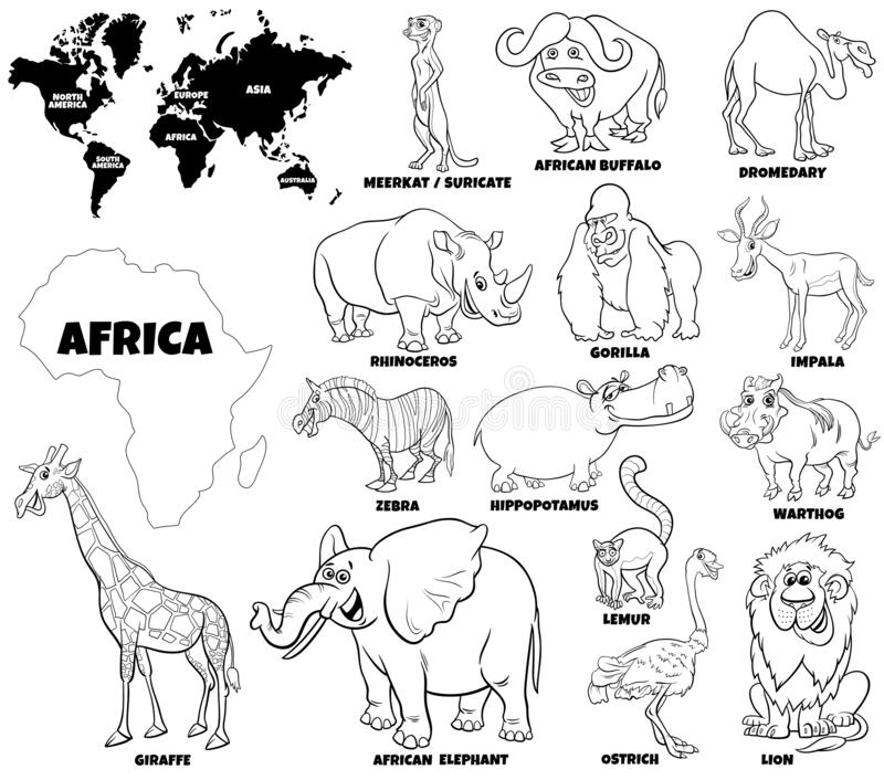 Africa map - Africa Adult Coloring Pages | 706x800