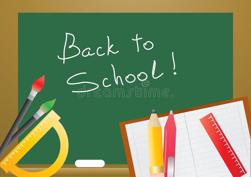 Educational Objects Royalty Free Stock Images