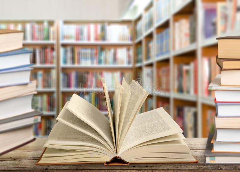 Educator. Literature library book bookshelf librarian literacy royalty free stock photos