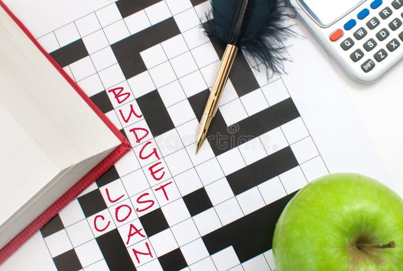 Edukacja budżet fotografia royalty free