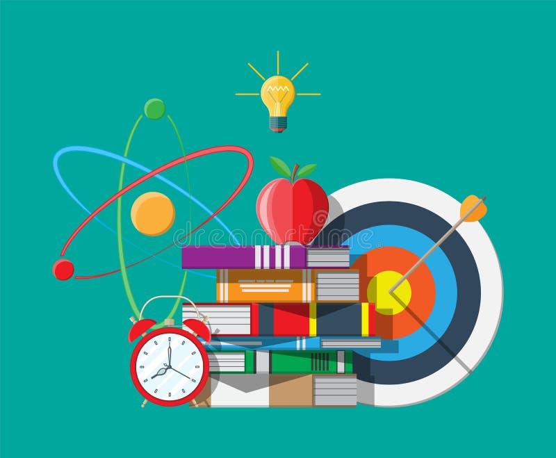 Edukacja cel i nauki pojęcie ilustracji