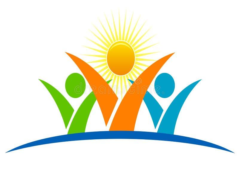 edukacja logo royalty ilustracja
