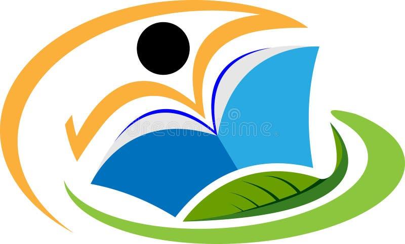 Edukacja Logo Obrazy Stock