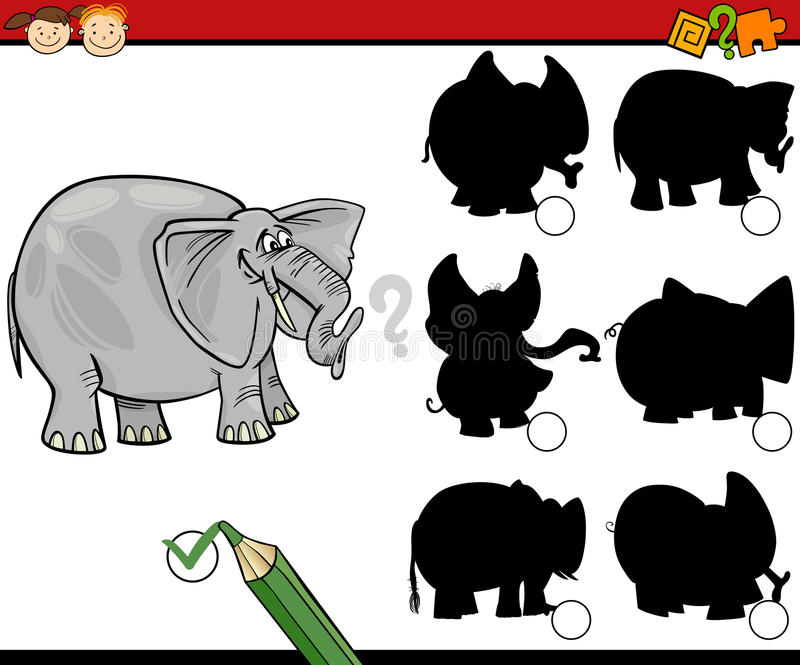 Edukacja ocienia gemową kreskówkę ilustracji