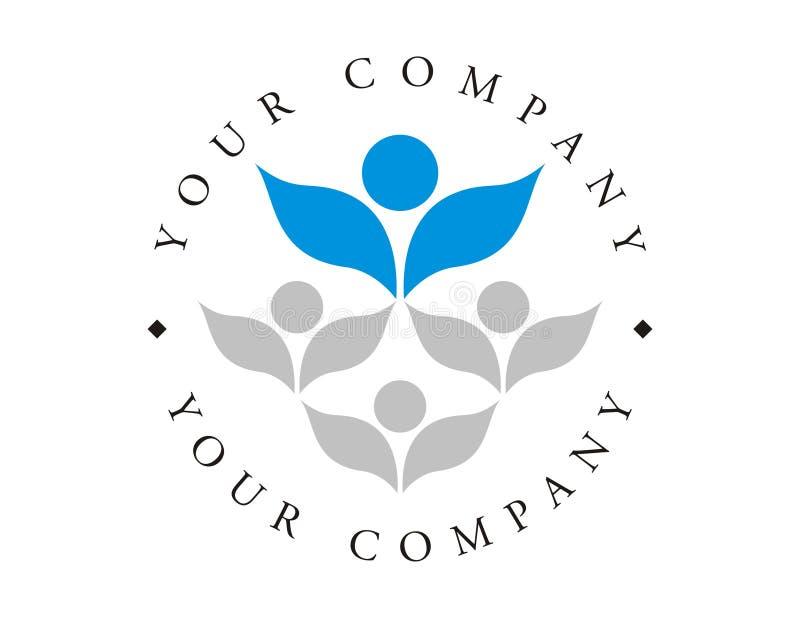 edukacja przekazuje logo ilustracja wektor