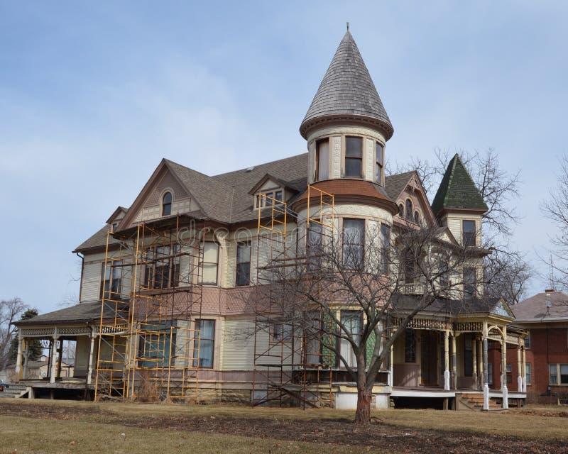 Edward Baker House photos stock