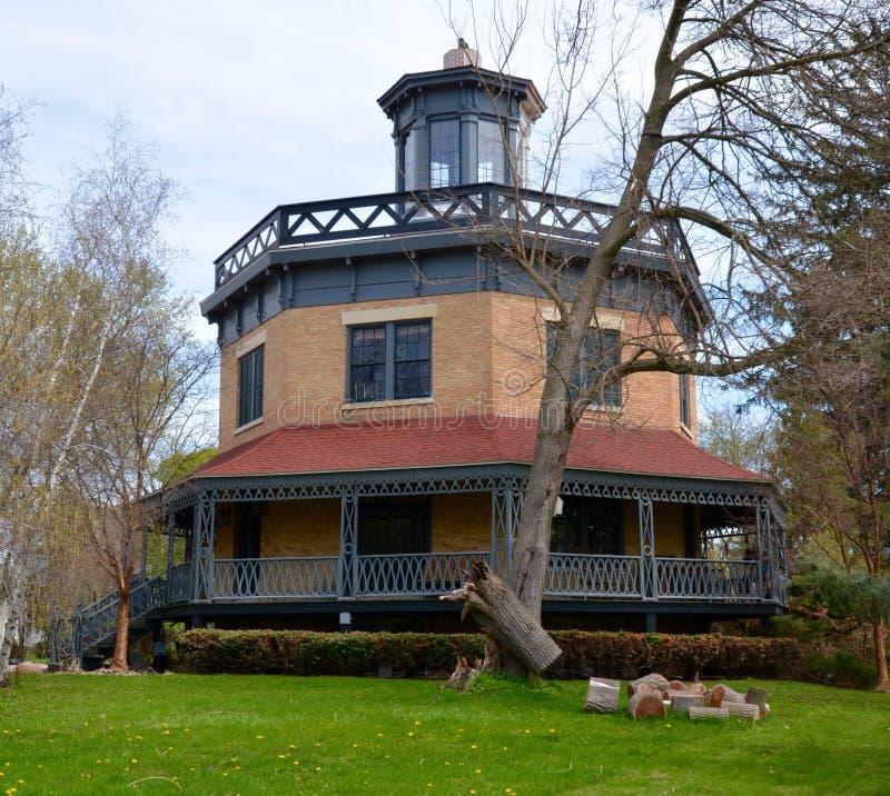 Edward Elderkin House images libres de droits