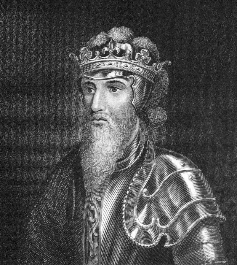 Edward III lizenzfreie stockbilder