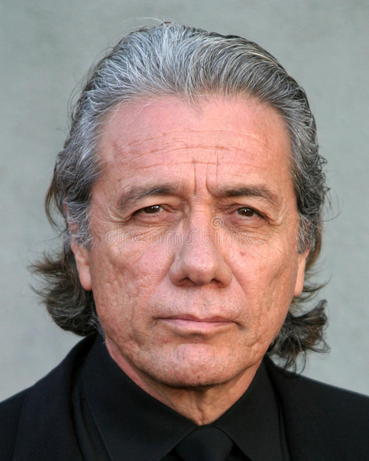 Edward James Olmos. 33rd Annual Saturn Awards The Academy of ScienceFiction Fantasy & Horror Films Universal City Hilton Los Angeles, CA May 10, 2007 royalty free stock photos