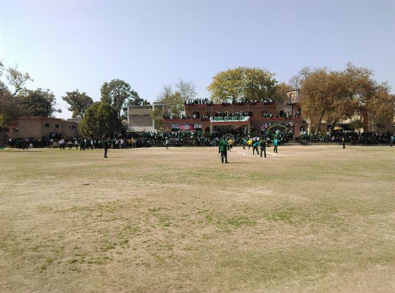 Edwardes college Peshawar stock photography