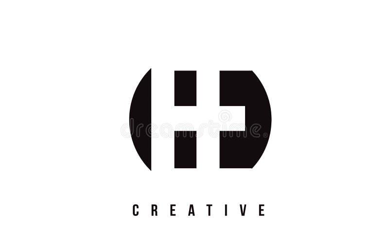 EE E E White Letter Logo Design With Circle Background. Stock Vector ...
