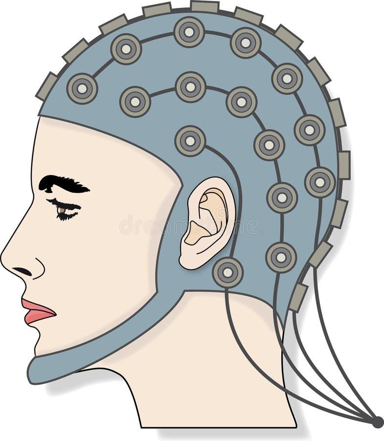 EEG 3 стоковые изображения rf
