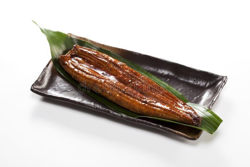 Eel ( unagi ) stock photo