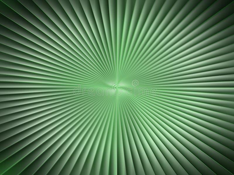 Een aardig groen blad stock afbeelding