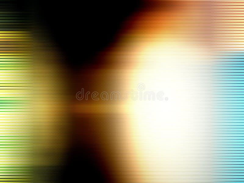 Een abstracte Achtergrond 2 stock illustratie