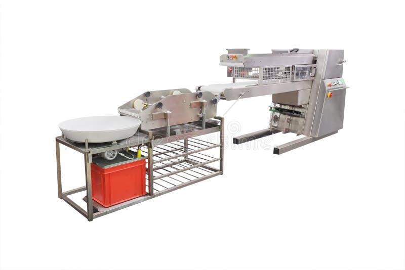 Een bakselmachine stock foto's