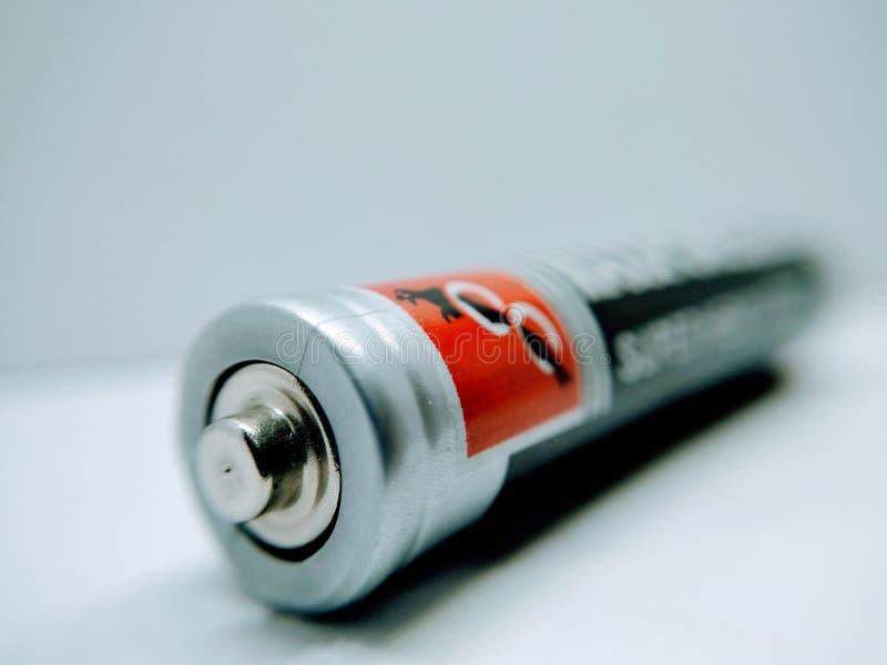 Een beeld van machtsbatterij, stock fotografie