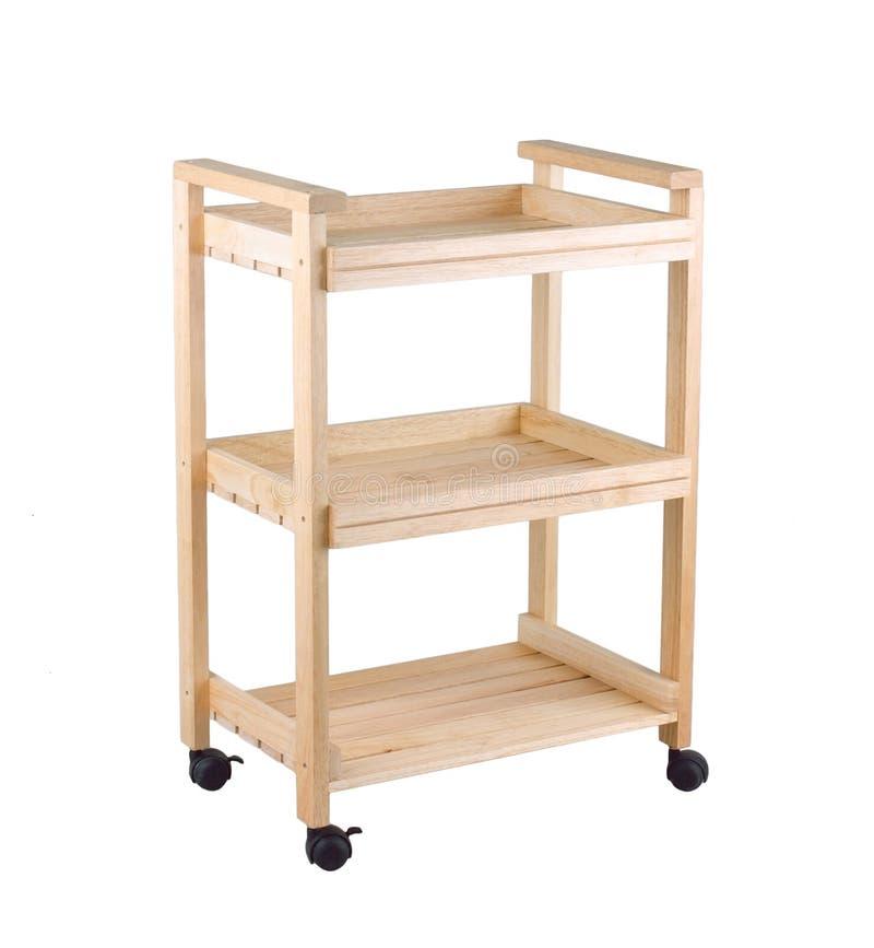 Een beweegbare houten plank stock foto's