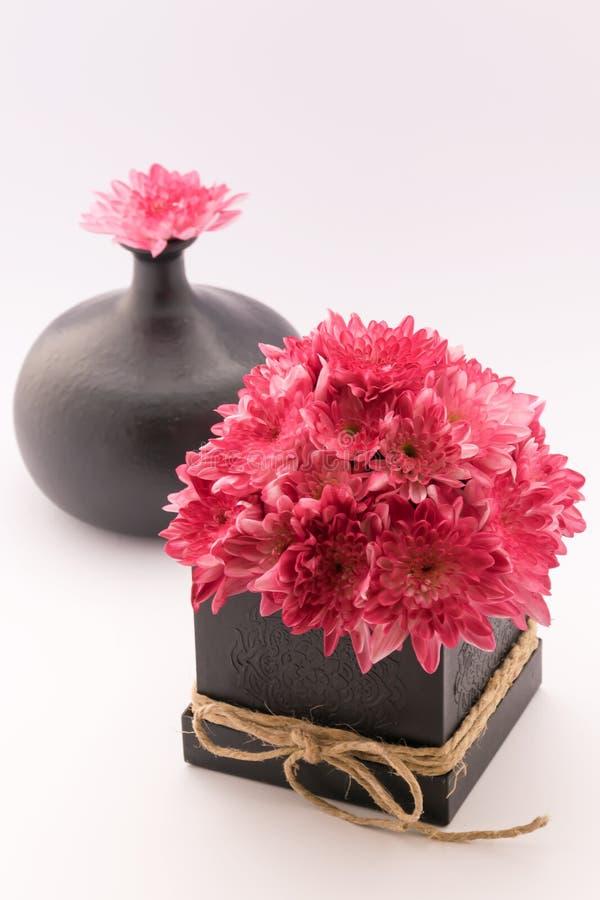 Een boeket van bloemen voor een verjaardagsgift, de Dag van Valentine ` s, Vrouwen` s Dag, verjaardag, huwelijk Symbool van liefd royalty-vrije stock afbeeldingen