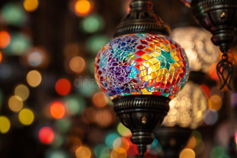 Een bos van Turkse lampen 2 royalty-vrije stock afbeeldingen