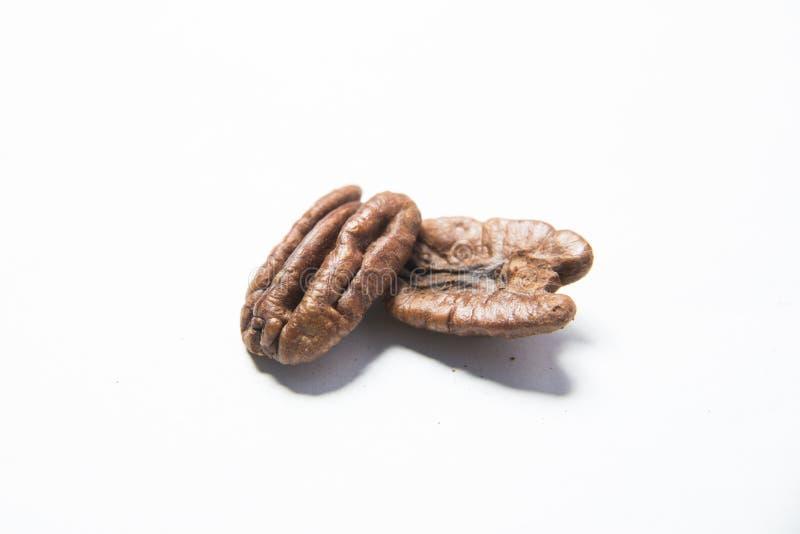 Een bos van voedzame Bigen-noten royalty-vrije stock afbeeldingen