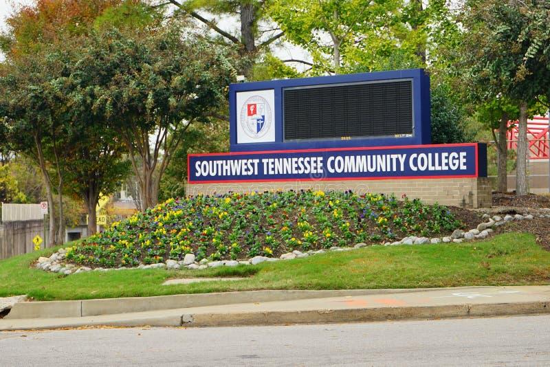 Een Communautaire Universiteit stock fotografie