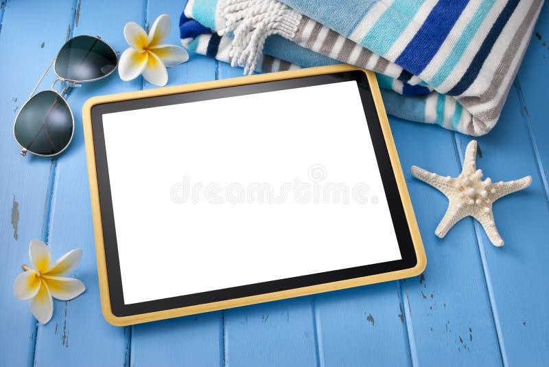 De Reis van de Computer van de tablet