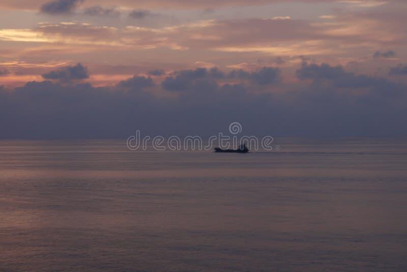 Een cruiseschip royalty-vrije stock foto